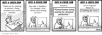 Cartoonist Darrin Bell  Candorville 2010-03-31 example