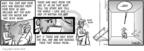 Comic Strip Darrin Bell  Candorville 2005-10-28 hurricane