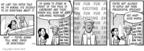 Cartoonist Darrin Bell  Candorville 2005-11-23 boredom