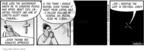 Cartoonist Darrin Bell  Candorville 2006-02-24 refusal