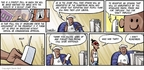 Cartoonist Darrin Bell  Candorville 2006-03-05 telephone number
