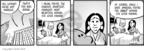 Cartoonist Darrin Bell  Candorville 2006-03-14 marriage communication