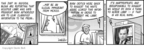 Cartoonist Darrin Bell  Candorville 2006-04-19 illegal immigration