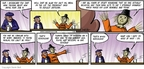 Cartoonist Darrin Bell  Candorville 2006-04-30 cat