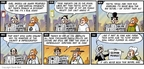 Cartoonist Darrin Bell  Candorville 2006-05-14 Mexican immigration