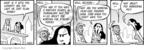 Cartoonist Darrin Bell  Candorville 2006-06-27 fast food