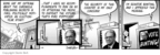 Cartoonist Darrin Bell  Candorville 2006-07-18 press freedom