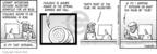 Cartoonist Darrin Bell  Candorville 2006-08-15 summer
