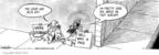 Cartoonist Darrin Bell  Candorville 2006-09-23 repetitive