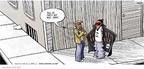 Comic Strip Darrin Bell  Candorville 2006-10-08 beef jerky