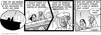 Cartoonist Darrin Bell  Candorville 2007-02-10 division