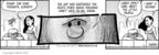 Cartoonist Darrin Bell  Candorville 2007-03-12 snack