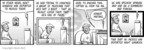 Cartoonist Darrin Bell  Candorville 2007-04-20 illegal immigration
