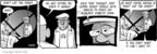 Cartoonist Darrin Bell  Candorville 2007-05-07 snack