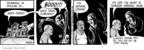 Cartoonist Darrin Bell  Candorville 2007-07-10 boo