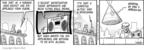 Comic Strip Darrin Bell  Candorville 2007-08-06 Houston