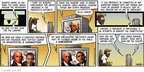 Comic Strip Darrin Bell  Candorville 2007-08-12 2008 debate