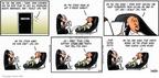 Cartoonist Darrin Bell  Candorville 2007-09-30 cat