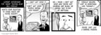 Cartoonist Darrin Bell  Candorville 2007-10-09 Fox News anchor