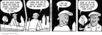 Cartoonist Darrin Bell  Candorville 2007-10-16 father's day