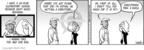 Cartoonist Darrin Bell  Candorville 2007-10-31 first grade