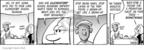 Cartoonist Darrin Bell  Candorville 2007-11-01 refusal