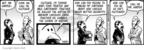Cartoonist Darrin Bell  Candorville 2008-03-27 refusal