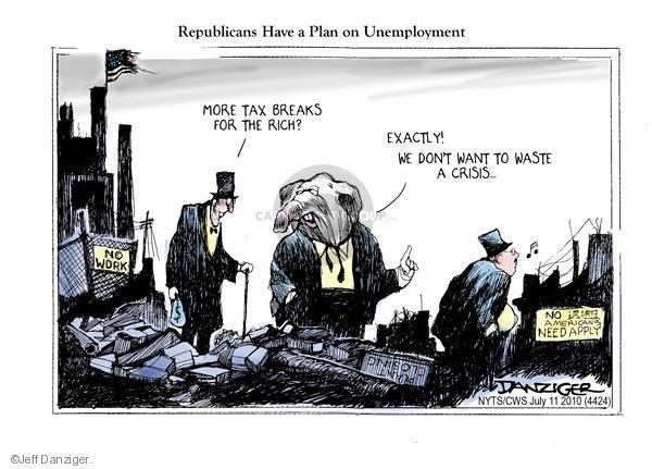 Jeff Danziger  Jeff Danziger's Editorial Cartoons 2010-07-11 political ethics