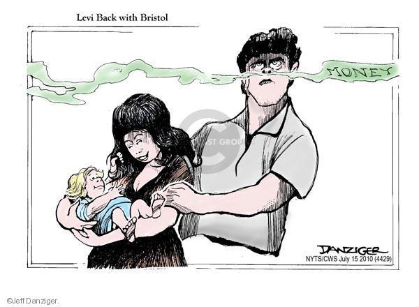 Cartoonist Jeff Danziger  Jeff Danziger's Editorial Cartoons 2010-07-15 relationship