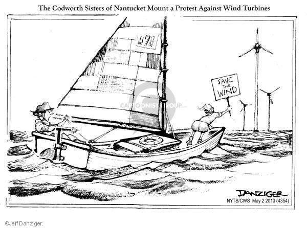Cartoonist Jeff Danziger  Jeff Danziger's Editorial Cartoons 2010-05-02 source