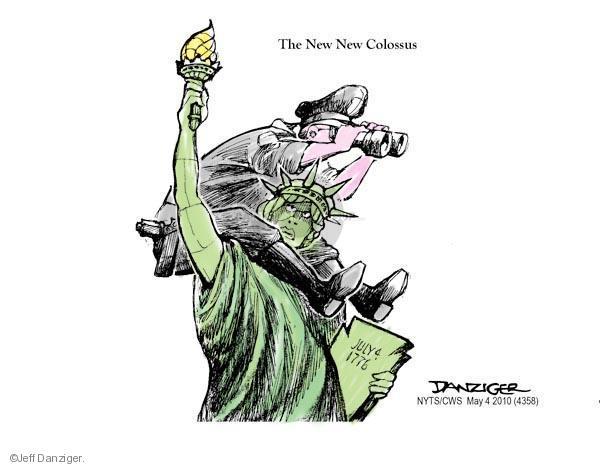 Jeff Danziger  Jeff Danziger's Editorial Cartoons 2010-05-04 1776