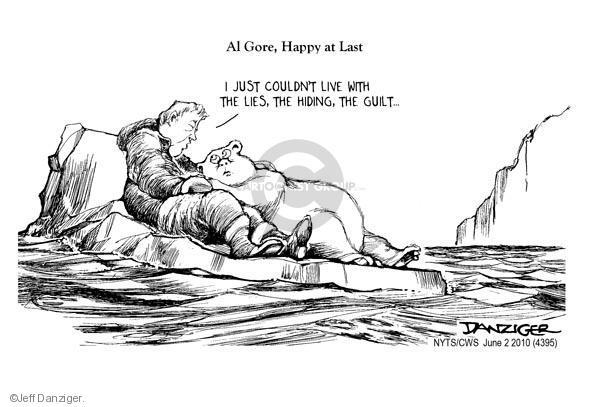 Jeff Danziger  Jeff Danziger's Editorial Cartoons 2010-06-02 environment