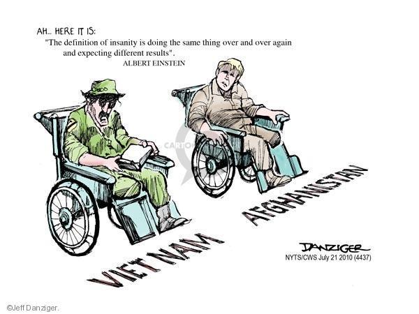 Cartoonist Jeff Danziger  Jeff Danziger's Editorial Cartoons 2010-07-21 repeat