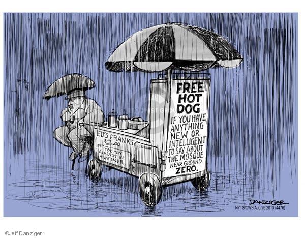 Jeff Danziger  Jeff Danziger's Editorial Cartoons 2010-08-26 $2.00