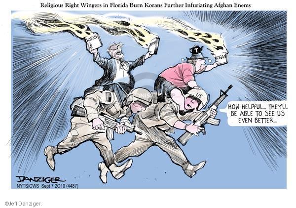 Cartoonist Jeff Danziger  Jeff Danziger's Editorial Cartoons 2010-09-07 conservative
