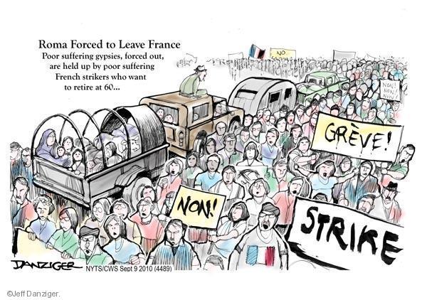 Jeff Danziger  Jeff Danziger's Editorial Cartoons 2010-09-09 age