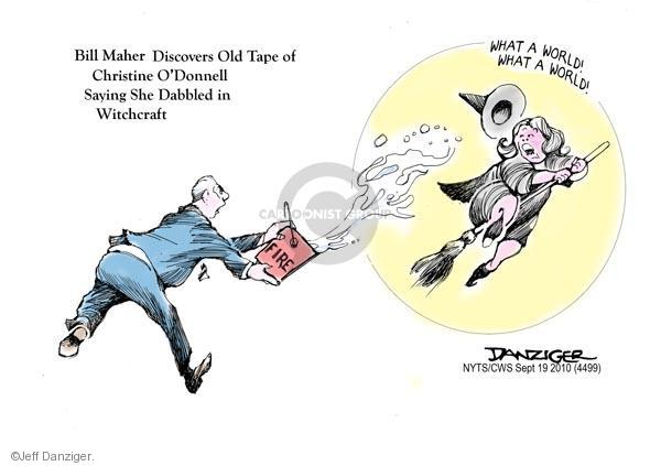 Jeff Danziger  Jeff Danziger's Editorial Cartoons 2010-09-19 bill