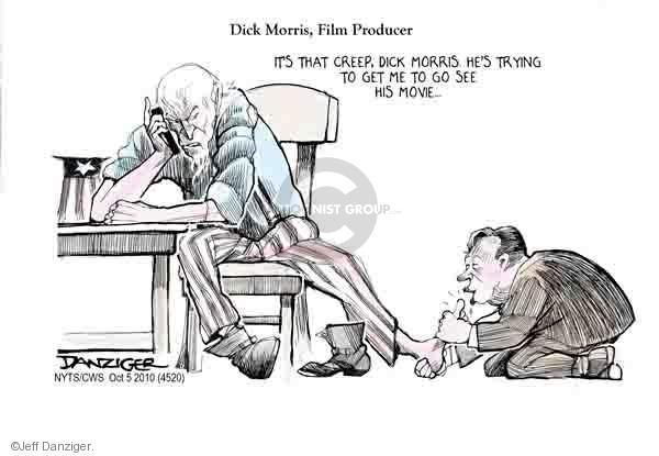 Jeff Danziger  Jeff Danziger's Editorial Cartoons 2010-10-05 Uncle Sam