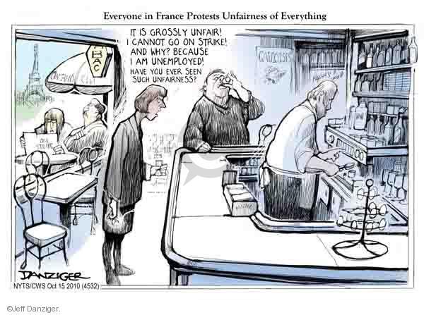 Jeff Danziger  Jeff Danziger's Editorial Cartoons 2010-10-15 fairness