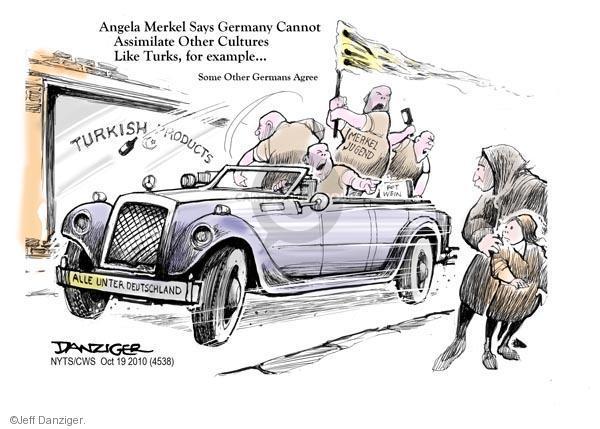 Jeff Danziger  Jeff Danziger's Editorial Cartoons 2010-10-19 racism
