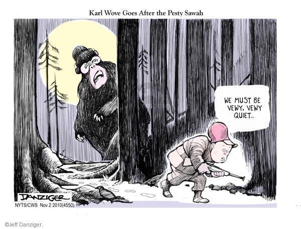 Cartoonist Jeff Danziger  Jeff Danziger's Editorial Cartoons 2010-11-02 party loyalty