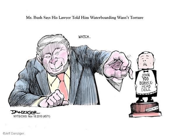 Cartoonist Jeff Danziger  Jeff Danziger's Editorial Cartoons 2010-11-18 legal