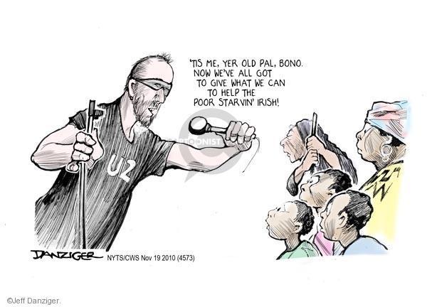 Jeff Danziger  Jeff Danziger's Editorial Cartoons 2010-11-19 'tis