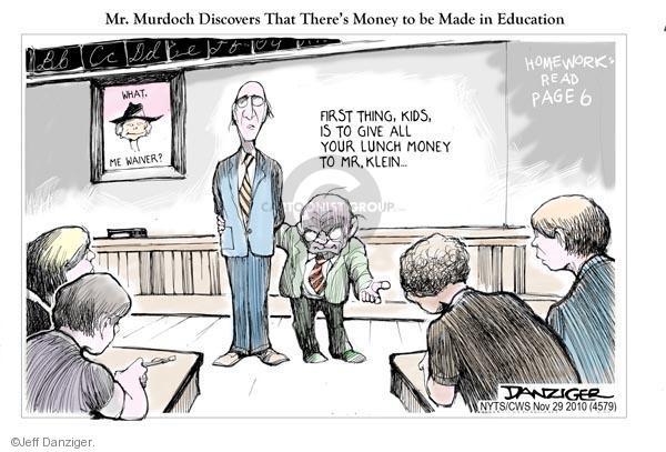 Cartoonist Jeff Danziger  Jeff Danziger's Editorial Cartoons 2010-11-29 educational
