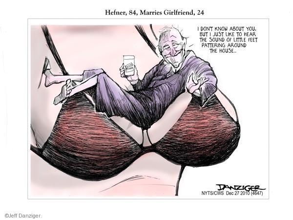 Cartoonist Jeff Danziger  Jeff Danziger's Editorial Cartoons 2010-12-27 Christopher