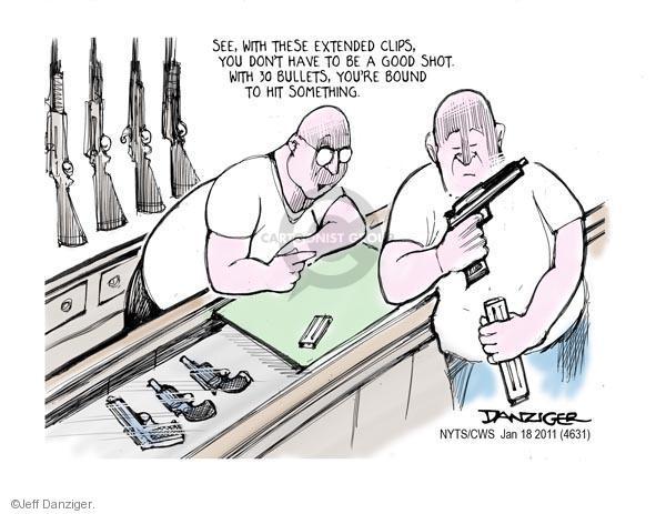 Jeff Danziger  Jeff Danziger's Editorial Cartoons 2011-01-18 magazine