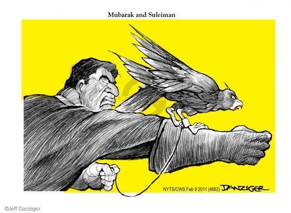 Jeff Danziger  Jeff Danziger's Editorial Cartoons 2011-02-09 revolution