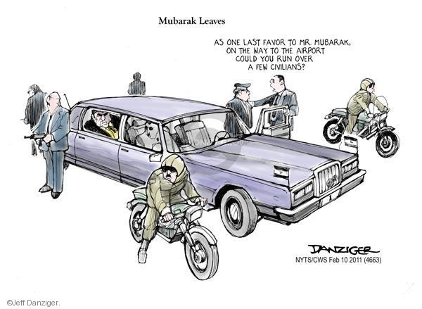 Jeff Danziger  Jeff Danziger's Editorial Cartoons 2011-02-11 revolution