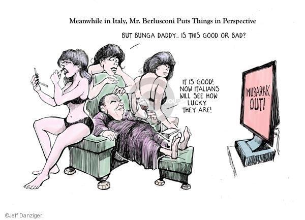 Jeff Danziger  Jeff Danziger's Editorial Cartoons 2011-02-11 age