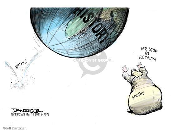 Jeff Danziger  Jeff Danziger's Editorial Cartoons 2011-03-15 Middle East